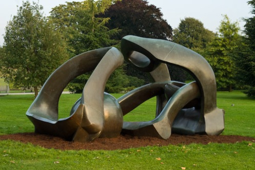 From the Henry Moore Foundation